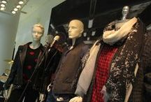 """VAN GRAAF feat. Musikhaus Thomann / Check out our """"Rock the Underground"""" windows in cooperation with Musikhaus Thomann :-)"""