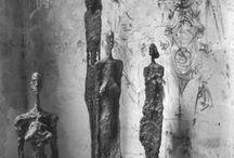 Alberto Giacometti / Opere