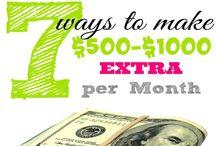 Tax & Money Saving Tips / Tax saving & money tips