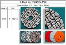 Diamond Polishing Pads / RM Tech Korea (StoneTools Korea®) is a new leading diamond tools manufacturer in Korea. Online catalog supported by Korea government;  http://stonetools.gobizkorea.com sales@stonetools.co.kr  http://stonetools.gobizkorea.com https://www.facebook.com/StonePolishingPads http://www.linkedin.com/company/stonetools-korea
