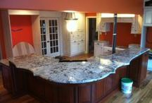 Granite, Marble & Engineered Stones