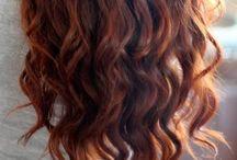 Hair - Red
