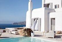 Σπίτια Ελλάδα (Houses in Greece - Hellas)