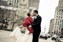 Wedding Photos & Ideas / Capture every single moment of your Chicago wedding day through these unique wedding photo suggestions from the Warwick Allerton Chicago Hotel.