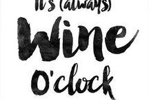 Wine / Vino - vino rosso - vino bianco