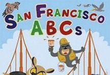 Book Covers: San Francisco