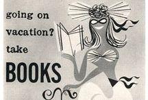 Classic Book Advertisements
