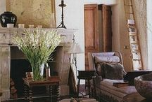 Interiors - Living Rooms / by Sascha Greaves