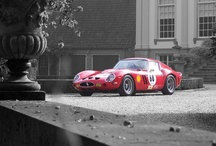 Ferrari / by Javier De Montagut Beguer