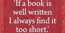 Quotes / Quotes from books and their authors.