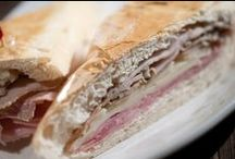 Havana Sandwiches / You're going to need more hands than that.