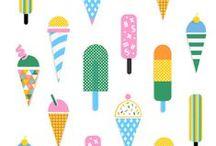 Design, illustration, colours, posters etc.