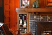 Craftsman / Arts and Crafts Style / by Barbara Collin