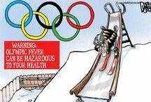 Olympics Editorial Comics