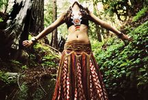 Free Spirit / Boho  Clothings - Looks - Fashion - Fun - Styles