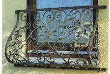 Wrought iron / by Barbara Collin