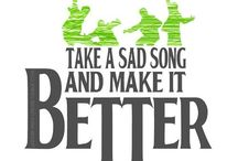 Music & Lyrics / You sing it, you feel it in your heart