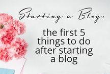 How to Be a Better Blogger / Want to be a better blogger? Follow this board for blogging tips and ideas to make you a better blogger!
