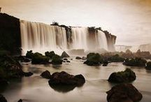 Falls / by Barbara Collin