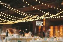 Lighting Ideas / Need some ideas for creative lighting for your wedding or event?