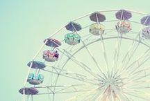 Carousels and Ferris Wheels / by Barbara Collin