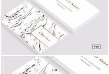 Print Design / Print design, from business cards to stationery and beyond.