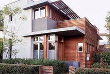 architecture / Dramatic architecture: modern, craftsman, transitional