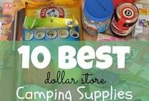 Save Money on Camping / Everything camping - where to camp, beautiful campsites, tents, stoves, camping 'home away from home' and more!