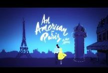 An American in Paris / The romantic story of a young American soldier, a beautiful French girl and an indomitable European city, each yearning for a new beginning in the aftermath of war, is the stuff of Broadway dreams.  http://www.anamericaninparisbroadway.com/#