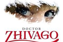 Doctor Zhivago / One of the most romantic stories ever written comes to Broadway. Based on the Nobel Prize®-winning novel and the Academy Award®,-winning classic, this sweeping saga of romance and revolution now comes to the stage as a stunning new Broadway musical.   http://doctorzhivagobroadway.com/