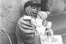 Sooo Many Live Homeless / Homeless in America.
