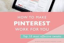 How to Be Successful on Pinterest / Pinterest is a powerful tool! Here are some pins about successfully managing your Pinterest outreach. Looking for more Pinterest assistance? Contact me for more info!