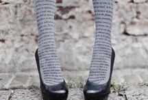 Literary Fashion & Accessories