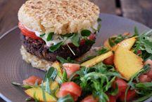 Sandwich - vegan/vegetarian / Eat between the breads