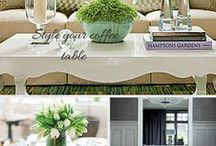 coffee table accessories / Coffee table accessories, affordable and luxury