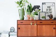 Mobilier Vintage / Vintage furniture