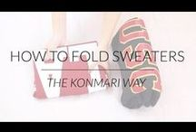 ♡ Kon Marie / Kon Marie, cleaning and decluttering method