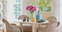 Wicker dining chair round up