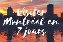 Montréal / Vister Montréal en 7 jours. Retrouvez mes incontournables à visiter et les restaurants que je recommande. Je partage mes photos