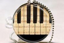 Music Stuff / by Robyn Taff Harris