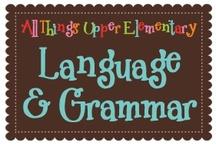 Language/Grammar {Grades 3-5}