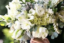 Wedding flowers (recent designs) / Take a look at what we've been working on recently in the wedding world.