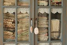 Taller shabby chic / by Paty del Angel