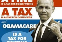 Taxes / What you subsidize you get more of, what you tax you get less.