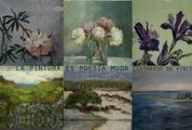 EXPOSICIONES / Exposiciones en las que participo con pintura y/o figuras decorativas