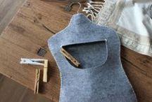 PORTA MOLLETTE DA BUCATO IN FELTRO / http://annunci.ebay.it/annunci/per-la-casa/treviso-annunci-conegliano/sacco-porta-mollette-da-bucato-by-felt-design/62778613