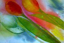 Akvarellit / Watercolor