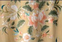 Mantón de Manila / ... seda, flecos y color. Manila shawl, silk, tassels and color