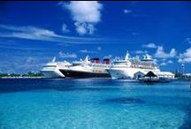 Ocean Travels / Sailing and cruising the oceans and seas,  awesome! / by Grace Ratajczak
