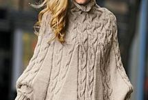 Wool   Fashion  Favourites / Lovely  knitting / by Grace Ratajczak